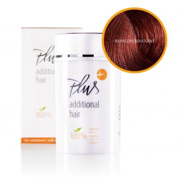 Plus Additional Hair – Mahogany