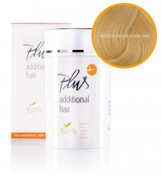 Plus Additional Hair – Medium Blond