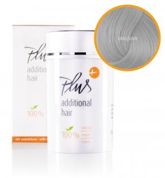 Plus Additional Hair – Grey